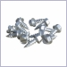 fasteners,zip screws,galvanized fasteners