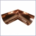 half round miters,miter,miters,copper miters