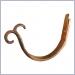 Euro Copper Double Curled Fascia Hanger,Gutter Hangers