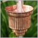 Naoki Cups Rain Chain,rainchains,rainchain,rain chains,rain chain,Copper Rain Chain