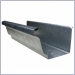 K Style Paint Grip Steel Gutter Material Lists