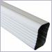 Rectangular Downspouts,Aluminum Downspouts