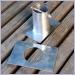Aluminum Rainchain Installation Kit