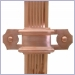 Ornamental Products,Downspout Brackets,Brighton Downspout Strap, Gutter Brackets