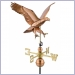 weathervane,weathervanes,attack eagle weathervane