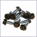 Designer Copper Aluminum Fasteners,Fasteners,Rivets,Nails,Zip Screws
