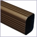 Designer Copper Aluminum Rectangular Downspout