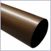 Designer Copper Aluminum Plain Round Downspout