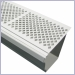 Diamond PVC w/ Mesh Gutter Screen,gutter guards,gutter protection