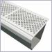 Diamond PVC w/ Mesh Gutter Screen,gutter guards,gutter protection