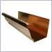 Copper Clad Stainless Steel Gutters
