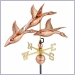 weathervane,weathervanes,roof ornaments,patina weathervanes