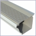 gutter guards,gutter guard,clean mesh gutter guard