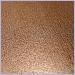 Designer Copper Aluminum K Style Material List