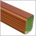 Copper Penny Aluminum Downspouts,Downspouts