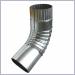 Mill Finish Aluminum Elbows, Elbows, plain round elbows, rectangular elbows