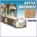 Ironman Gutter Machines,gutter machines,gutter machine