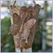 Butterfly Cups Rain Chain,rainchains,rainchain,rain chains,rain chain,Copper Rain Chain