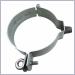 Preweathered Zinc Downspout Bracket,gutter hangers,hangers, Gutter Brackets