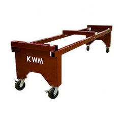 KWM Gutterman Machine Cart with Casters