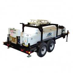 "7"" Commercial Box Gutter Machine"