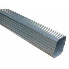 Galvanized Steel Downspouts