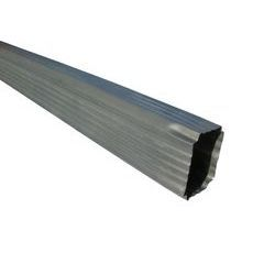 Paint Grip Steel Rectangular Downspouts