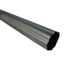Paint Grip Steel Round Corrugated Downspouts
