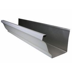 Painted Aluminum K Style Gutters