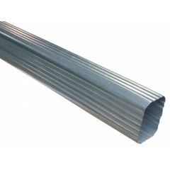 Galvanized Steel Rectangular Downspouts