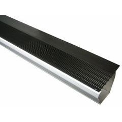 K Style Raindrop Gutter Guards (Plastic)