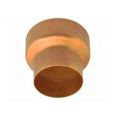 Euro Copper Downspout Reducer