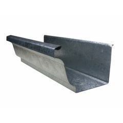 Paint Grip Steel K Style Gutters