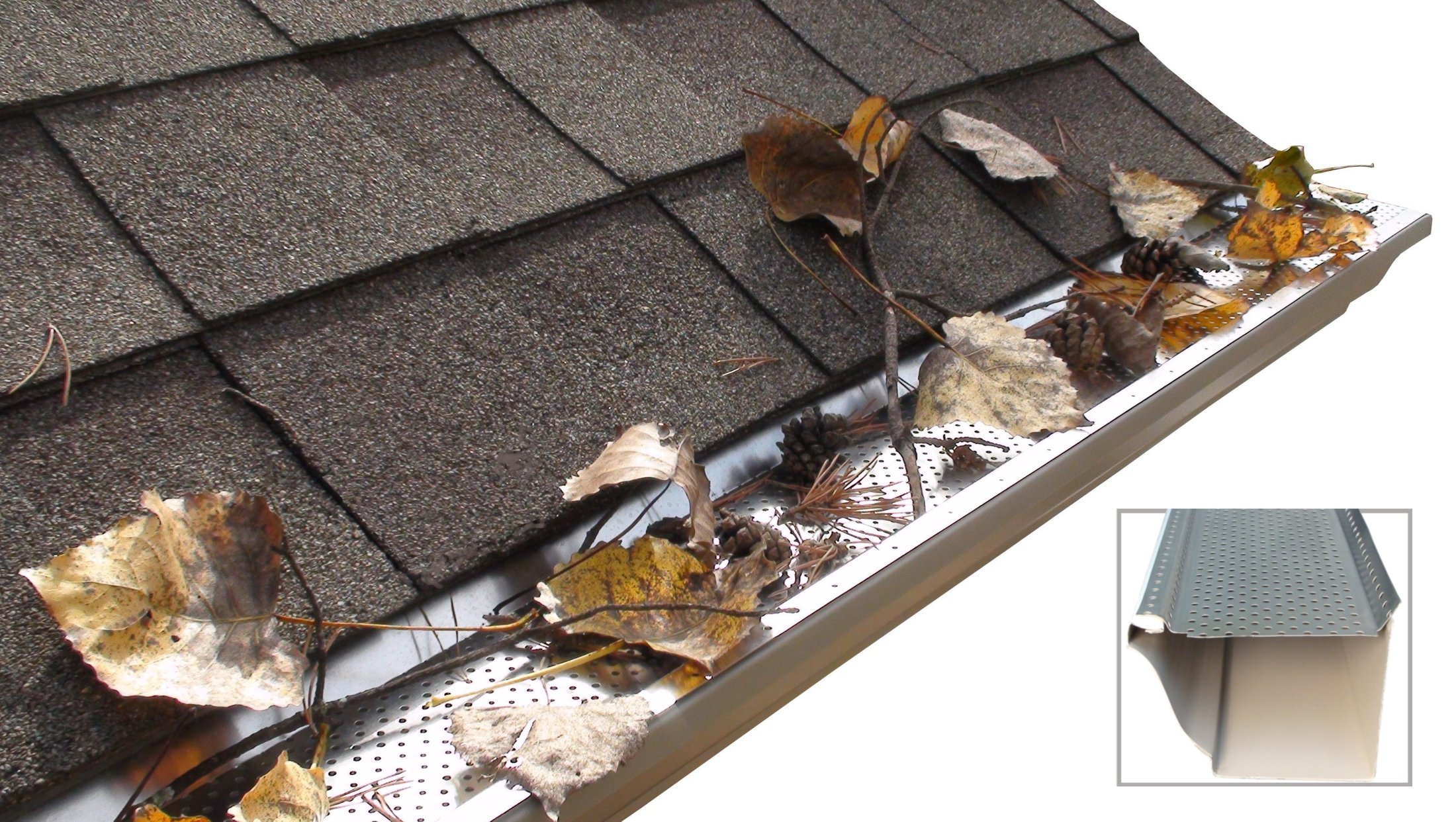 Gutter Guard Gutter Leaf Guards