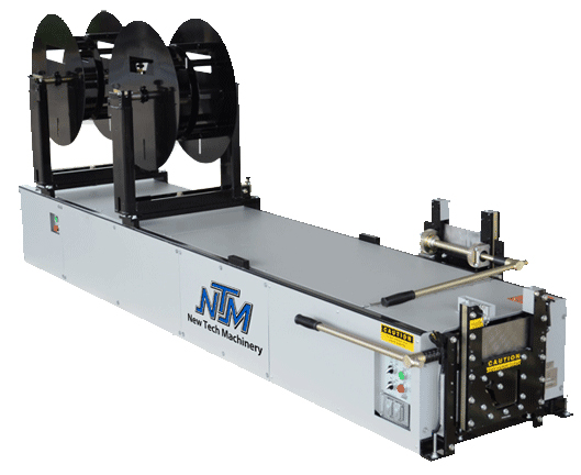 6 K Style New Tech Gutter Machine