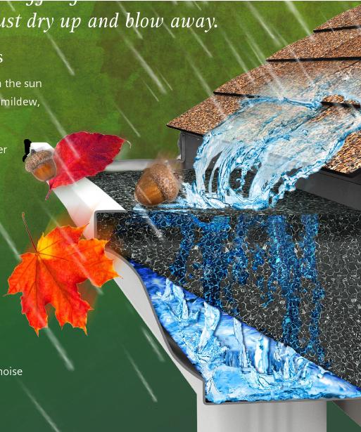 Gutter Guards Filter Flow Amp Filter Flow Xt Gutter Supply