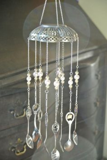Silverware Windchime